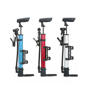 33CM-Bicycle-Bike-Cycle-Tyre-Hand-Air-Mini-Pump-High-Pressure-Aluminum-Alloy