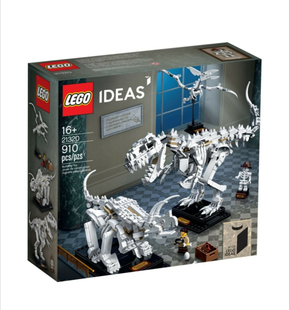 Lego Dino, 21320, This 910-piece set offers an immersive,…