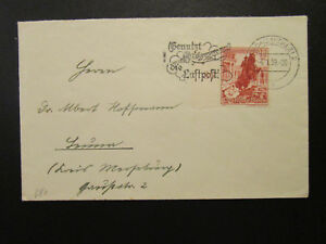 Germany-SC-B127-On-Airmail-Cover-Z6825