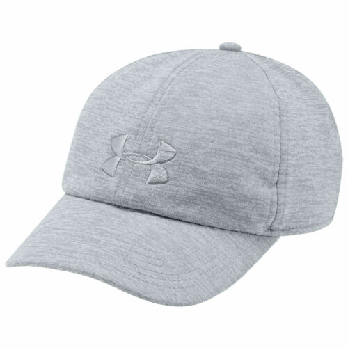 Under Armour UA Women/'s Microthread Twist Renegade Cap Grey New