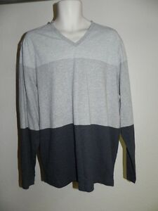Perry-Ellis-Shirt-Casual-Pewter-Heather-Mens-XL-NWT-49-50