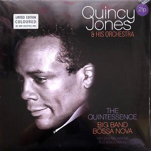 Quincy-Jones-2xLP-The-Quintessence-Limited-Edition-Purple-Vinyl-180g-Holland