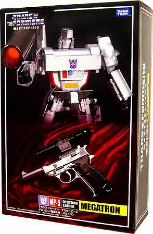 Transformers japonais Masterpiece Collection Megatron Action Figure MP-05
