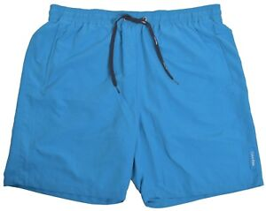 4ff733bec7 Calvin Klein Mens UV Protection 50 UPF Quick Dry Lined Swim Shorts ...