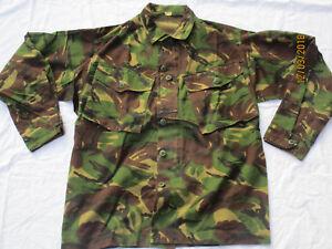 Jacket-DPM-Lightweight-Camisa-de-campo-GB-reino-Unido-170-G-96-Usado-Buena