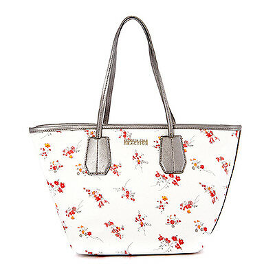 Kenneth Cole Nuevo Ditsy Tote Bag with DAMAGES