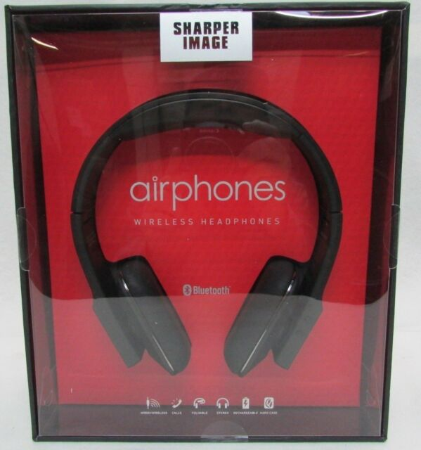Best 50+ Sharper Image Airphones Wireless Headphones | Decor
