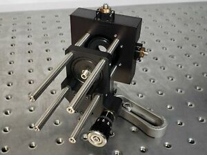 Thorlabs-3-Axis-Free-Space-to-SMA-Fiber-Coupler-Spatial-Filter-KT110-KT310-Cage