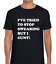I/'VE TRIED TO STOP SWEARING MENS T SHIRT TEE TOP FUNNY RUDE QUOTE DESIGN TOP NEW