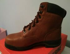c5a607955ca Wolverine Harrison 6 Inch Steel Toe Boot 4904 Brown 7 for sale ...