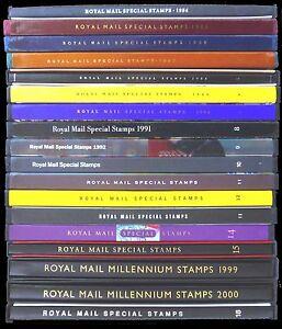 GB-Royal-Mail-Yearbook-s-SEE-BELOW-choose-from-dropdown-list