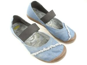 Keen-Mary-Jane-Denim-Blue-034-Good-Jeans-Project-034-Limited-Addition-Sz-9