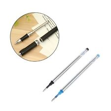 Roller Ball Rollerball Pen Refill Cartridge Black Ink 0.7mm Metal Writing Tool