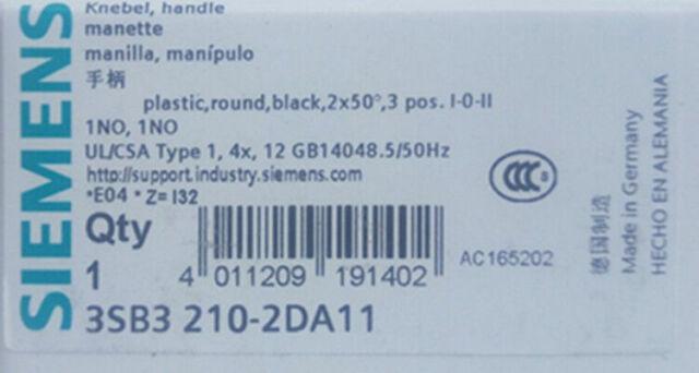 Fst  1PC  NEW   SIEMENS   3SB3411-0B   free shipping