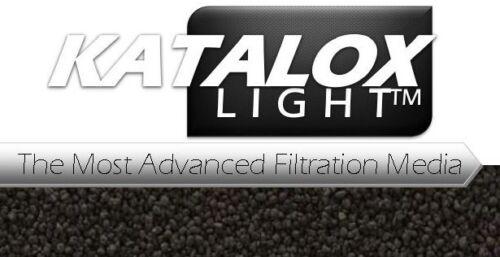 BOX ferro, H2S, Manganese Katalox-Light ® media CATALITICA .5 cu FT