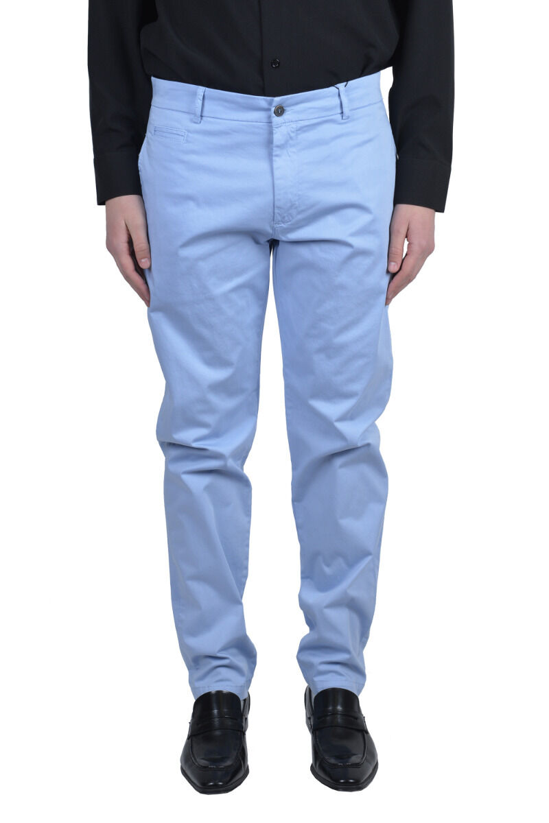 Msgm Homme Bleu Us Pantalon Décontracté Us Bleu 28 32 34 47f79b