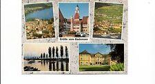 BF15008 konstanz uberlingen meersburg schloss mainau   germany  front/back image