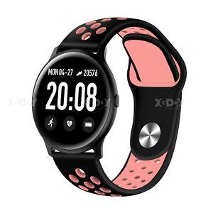 XGODY New Smart Watch Heart Rate Monitor Running Sport Waterproof Women Men IP67