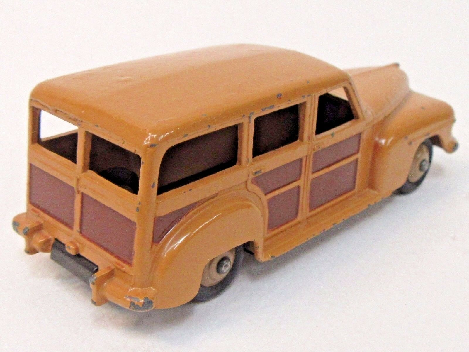 Década de 1950 Dinky  27F Plymouth Plymouth Plymouth raíces Woody Station Wagon Diecast X 5cf582