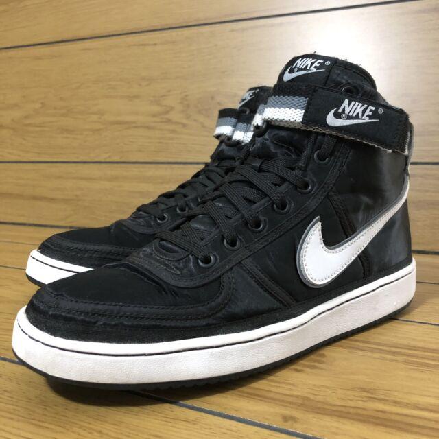 Size 9 - Nike Vandal High Supreme Black