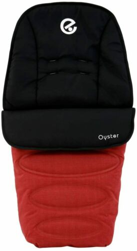 BABYSTYLE OYSTER 2 manchon de pieds Tango Rouge