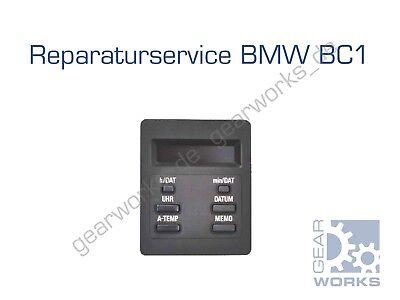 LCD REPARATUR DISPLAY FÜR BMW E30 3ER AUßEN-//TEMPERATURANZEIGE BC1 BEDIENTEIL