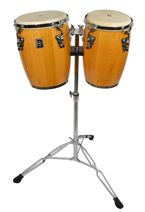 Bryce 9 and 10 Inch Conga with Stand