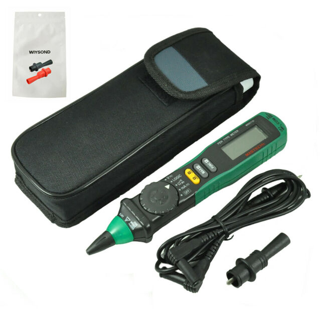 Mastech MS8211D Auto Range Pen Type Digital Multimeter with Logic Test