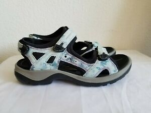 Details about New ecco offroad biscaya sandals. Sz39. RT$130.