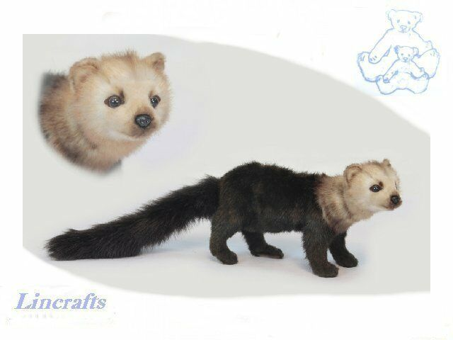 Hansa Tayra 6221 Soft Toy (High Wood Dog) Sold by Lincrafts Established 1993