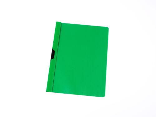 Bewerbungsmappe Klemmhefter dunkelgrün Farbe Cliphefter DIN A4