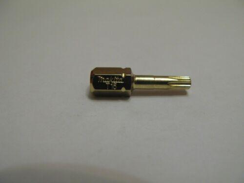 Impact GOLD Torsion Torx 25mm Screwdriver Bit T15 1pc New Genuine Makita