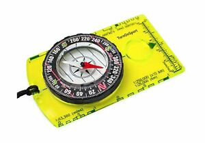Orienteering Compass Hiking Backpacking Advanced Scout Camping and Navigation