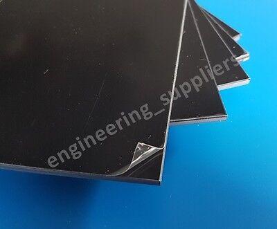 White Plasticard High Impact Polystyrene HIPS A5-A3 0.50mm /& 0.75mm Matt//Gloss