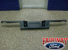 09 thru 14 Ford F-150 OEM Genuine Ford Rear Bumper Top Step Pad Cover w/ Prox