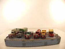 Dinky Toys F coffret rarissime n° 25 Coffret de 6 camions