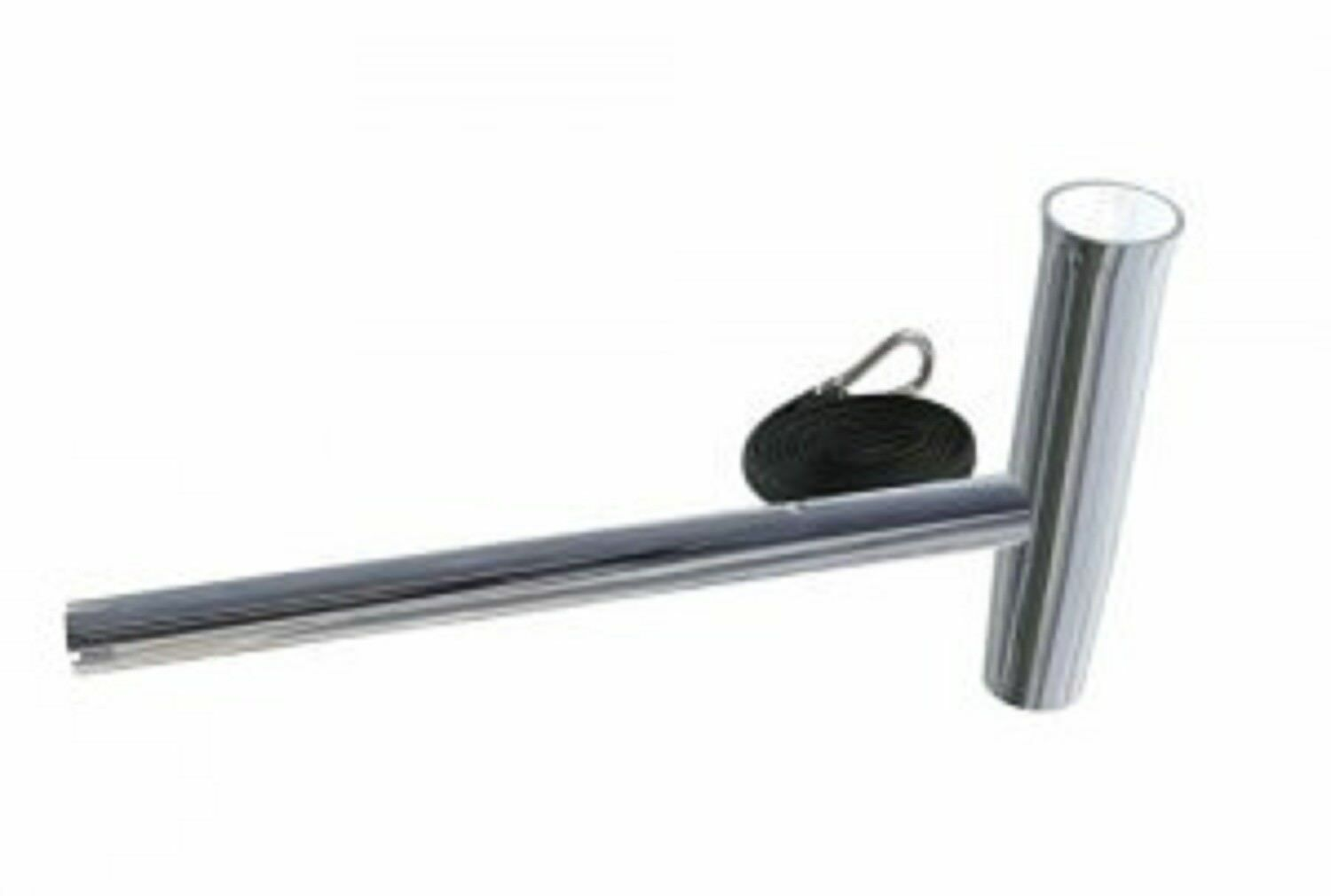 Taco Marine  Gunnel Mount Rigger Rod Holder F31-0510BSA  a lot of concessions