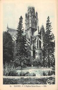 ROUEN-l-039-Eglise-Sant-039-Ouen