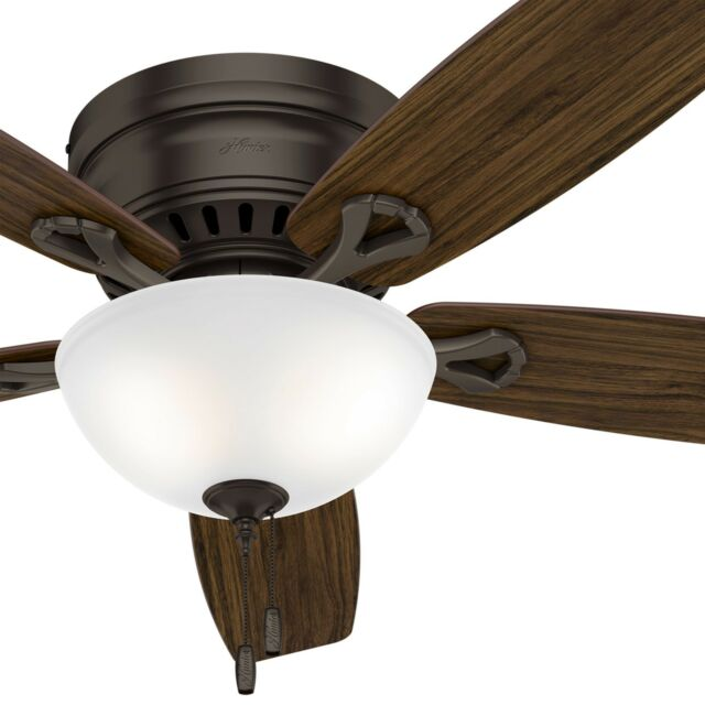 Fan 52 Inch Low Profile Ceiling