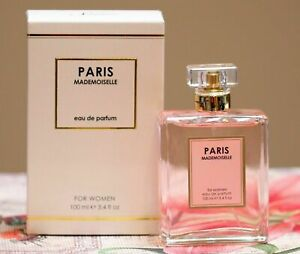 PARIS MADEMOISELLE EAU DE Parfum For Women 3.4 oz
