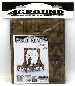 4Ground-28S-FAR-137-Dockside-Gallows-Legends-of-Fabled-Realms-Fantasy-Terrain