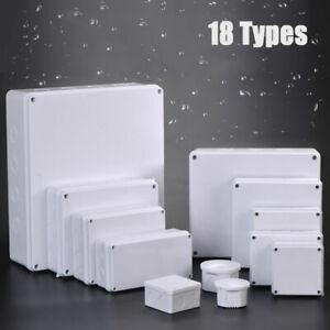 18-Tipo-Scatola-di-Giunzione-Stagna-Cassetta-Derivazione-In-Plastica-IP55-Wet