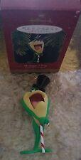 1997 Hallmark Michigan J. Frog Looney Tunes Ornament Dated Handcrafted Keepsake