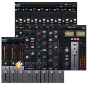 Details about Waves CLA MixHub 8 Channel Bucket SSL Mixing Plugin AAX VST AU
