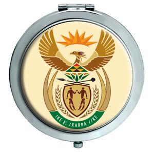 South African Crest Kompakter Spiegel