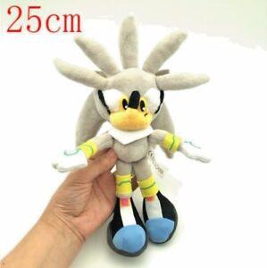 Sonic Shadow 25cm Plush US Seller Closeout #snc-084
