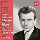 Schumann: Symphony No. 4; Debussy: Le Martyre de Saint Sebastian Suite; La Mer (CD, Sep-2012, ICA Classics)