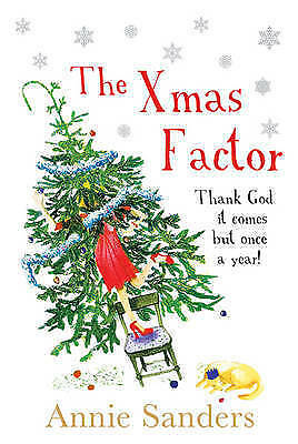 1 of 1 - The Xmas Factor, 0752873407, Excellent Book