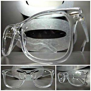image is loading men 039 s women vintage retro style clear