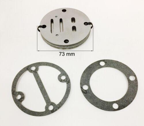 Kit Piastra Valvole e guarnizioni per Compressore modello FC2 NUAIR ABAC